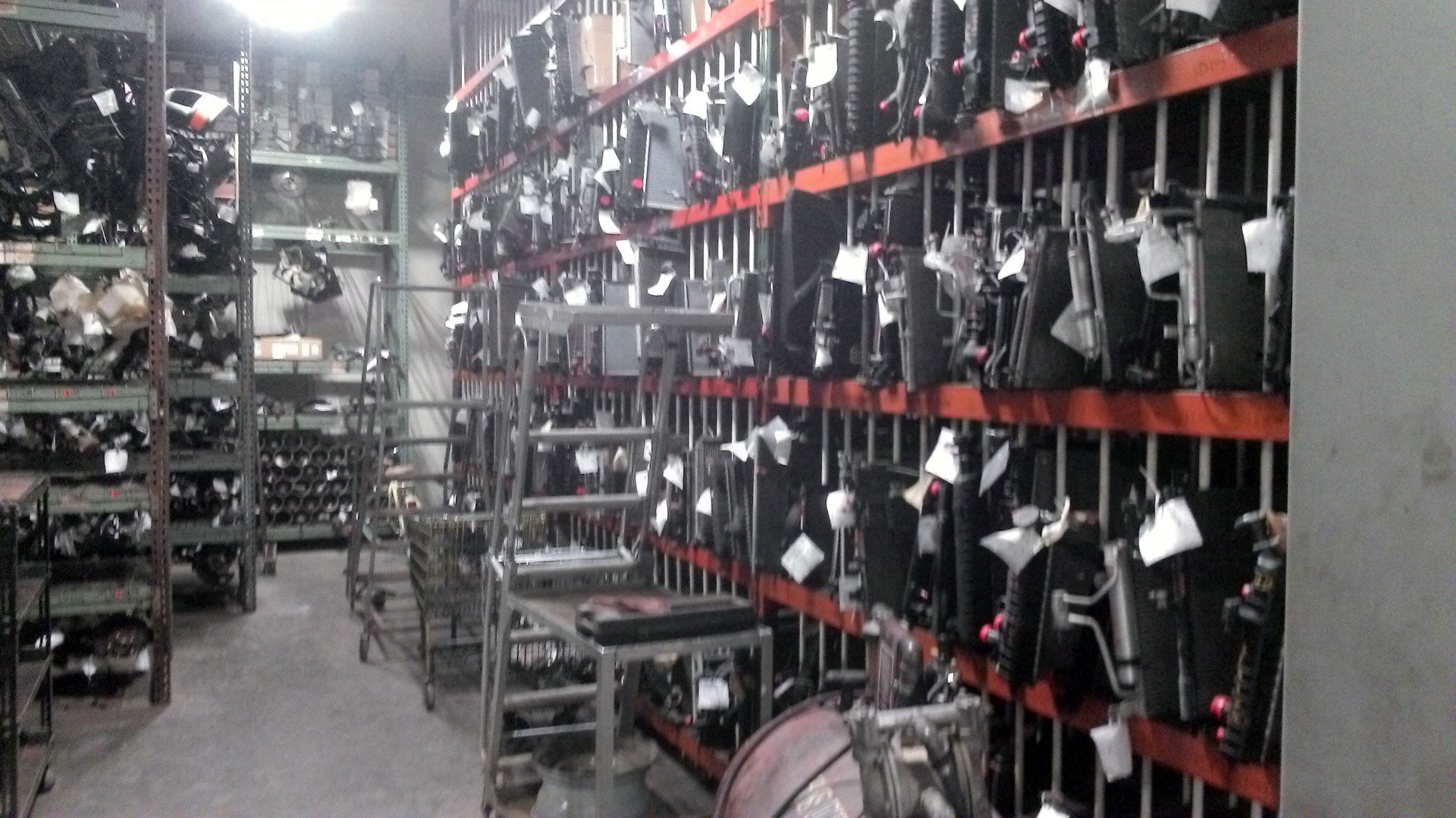 Quality used auto parts at Ken's Auto Parts